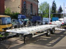 Podvozky k dostavbě 750kg až 24.000kg